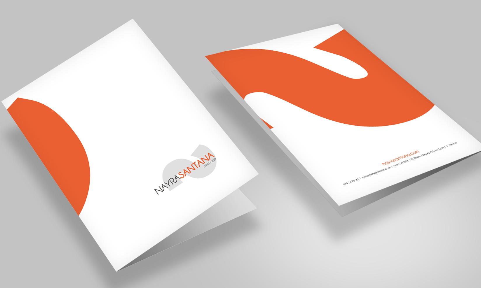 Diseño, Identidad Corporativa y Diseño web Nayra Santana