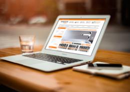 Desarrollo Tienda Online mamparas y más