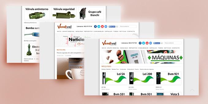 Desarrollo Web Vendival