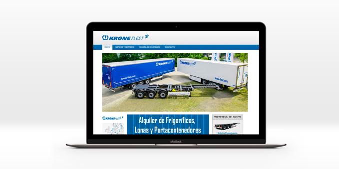 Mantenimiento, CRM y Programa de Gestión Krone Fleet