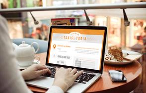 Programación, Diseño Web y SEO Taxis del Túria